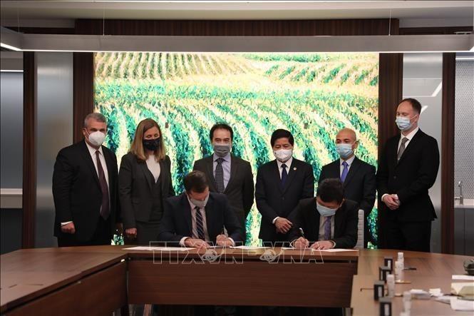 Việt Nam và Mỹ tăng cường hợp tác trong lĩnh vực nông nghiệp
