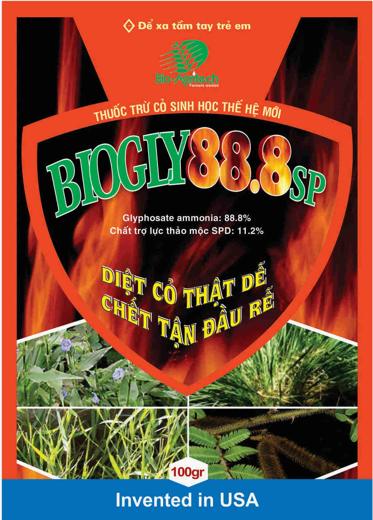 BIOGLY 88.8SP